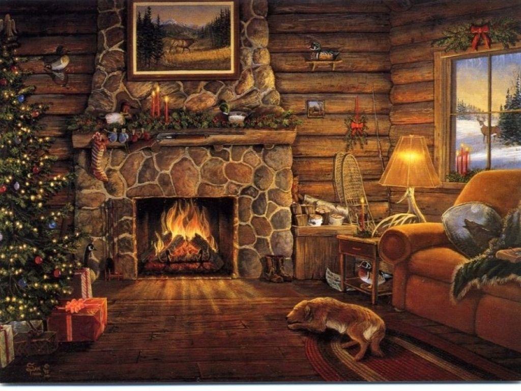 Legendes de noel - Les plus belles cheminees ...