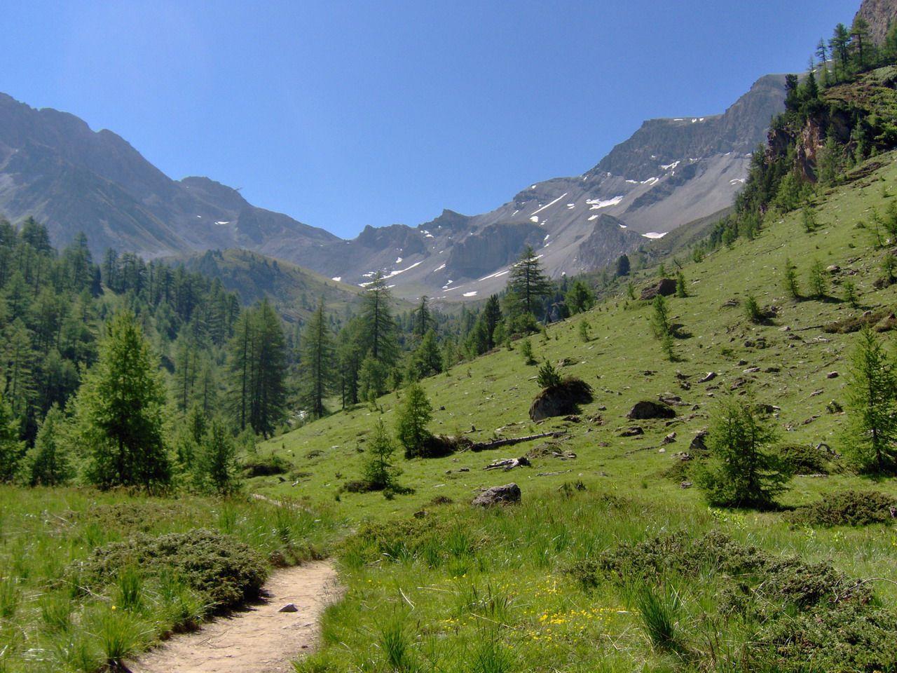 Fonds d ecrans montagnes for Fond ecran montagne